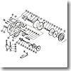 パーツ:TLD 2スピード 30 A-RB ロックピン No209