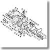 パーツ:ティアグラ 30 A-RB クリック軸 No052