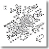 パーツ:スコーピオン メタニウム Mg-L 座金 B No112