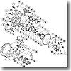 パーツ:海魂 EV 3000T A-RB クリックボタン(部品No.078)
