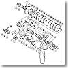 パーツ:オシア ジガー 5000P A-RB メインギヤ軸座金 B No040
