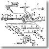 パーツ:ネオサーフ 35標準 クラッチリング No037