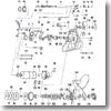 パーツ:シーボーグ 300FB ウオームシャフトカラー(部品No.013)