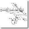 パーツ:スピンマチック X500T アームレバーSPカバー No026