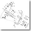 パーツ:スプリンター V1500 アームレバーSPカバー No045