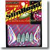 DAMIKI JAPAN(ダミキジャパン) まうすりん パーツ SLIN-HEAD(すりんヘッド) 3.5g 鉛ヘッド