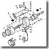 パーツ:センシライトMg1500 ローラークラッチ組 No32
