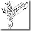 パーツ:01 BB-X テクニウム 2000 ブレーキ座金C No52