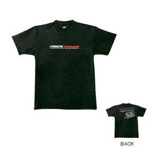 J-FISH ボルケーノ2Tシャツ L BLACK