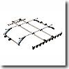 カーメイト(CAR MATE) 10ロッドホルダー・ワイドタイプ ZR307