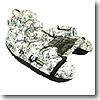 204スケーター ホワイトドットカモ