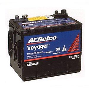 ACデルコ ボイジャー 80Aバッテリー