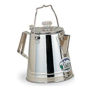 GSI ステンレスコニカルパーコレーター 8カップ