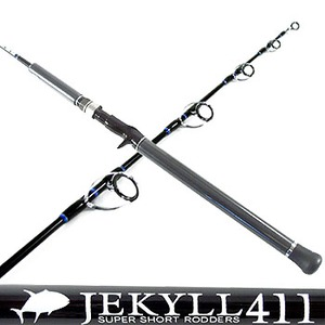 ジークラフト JEKYLL411 JB-4112GJ-5oz 4.11ft