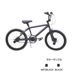 GRQ(ジーアールキュー) BMX 20インチ BLACK