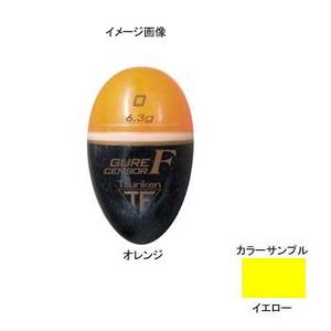 釣研 グレセンサーF 00号 オレンジ