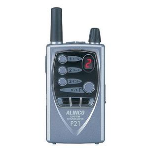 ALINCO(アルインコ) アルインコ 特定小電力トランシ-バ- 47CHショートアンテナ シルバー