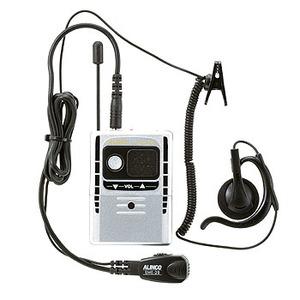 ALINCO(アルインコ) 特定小電力トランシーバー DJ-PX2 54×75×15 シルバー