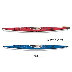 フジタカヌー(FUJITA CANOE) NEPTUNE(ネプチューン) ラダー付 D:ブルーB:ホワイト