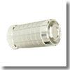 パーツ:キャラメルブロックライトグリップ 1個入 18mm SV(シルバー)