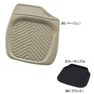 BONFORM(ボンフォーム) 3Dシェブロン 軽・運転席用 BK(ブラック)