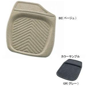 BONFORM(ボンフォーム) 3Dシェブロン 軽・運転席用 GR(グレー)
