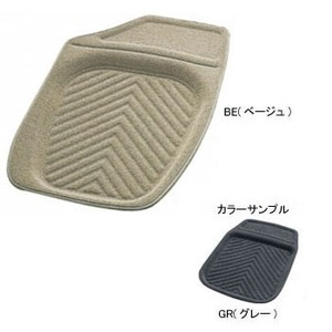 BONFORM(ボンフォーム) 3Dシェブロン 軽・助手席用 GR(グレー)
