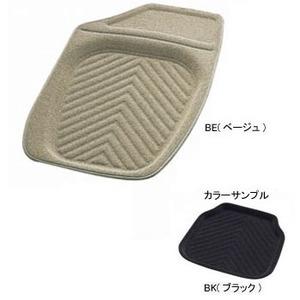 BONFORM(ボンフォーム) 3Dシェブロン 軽・助手席用 BK(ブラック)