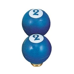 GIZA(ギザ) ビリヤード No.2 ブルー