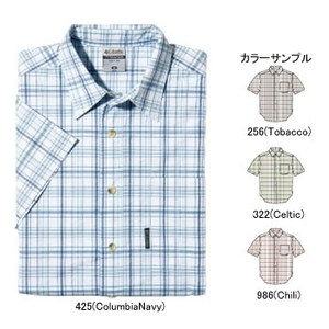 Columbia(コロンビア) バインウッドシャツ XS 322(Celtic)