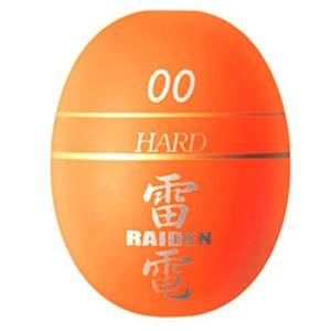 Golden Mean(ゴールデンミーン) 雷電 宮川ウキ ハード 00 オレンジ