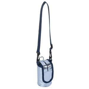 BUNDOK(バンドック) ペットボトルクーラー 350ml ブルーシルバー