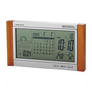 ADESSO(アデッソ) 電波時計(天気予報機能付き) TSB-376