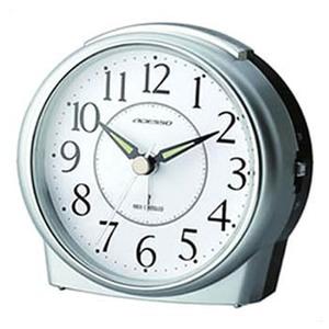 ADESSO(アデッソ) 目覚まし電波時計 ホワイト
