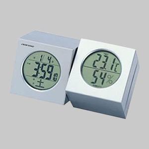 ADESSO(アデッソ) 温湿度計クロック ED-321