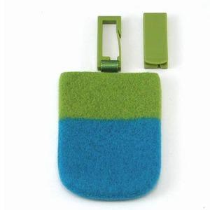 ABITAX(アビタックス) Pocket L パステルグリーン&ターコイズ
