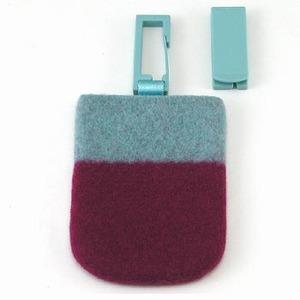 ABITAX(アビタックス) Pocket L パステルブルー&バイオレット