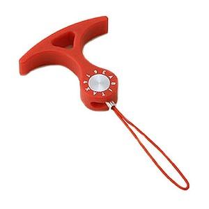 ABITAX(アビタックス) 携帯電話用 アンカーストラップ オレンジ