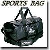 スポーツバッグ M ブラック