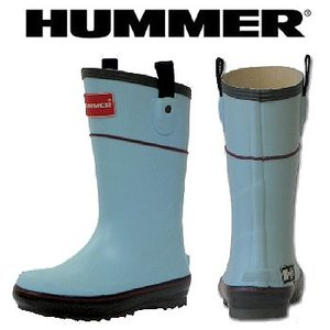HUMMER(ハマー) ラバーブーツ ジュニア 20.0cm サックス