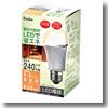 LED電球 電球色 4.5W KDL3FW26