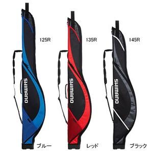 シマノ(SHIMANO) ロッドケース ISO 125R レッド