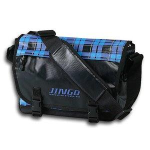 JINGO JINGO ハンガーバッグ ブルー