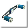 パーツ:デトネーターS シマノ用 キャラメルブロックライト 100mm BL(ブルー)