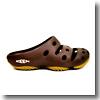 Yogui Men's 7/25.0cm Brown×Gum
