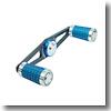 パーツ:デトネーターD ダイワ用 キャラメルブロックライト 90mm BL(ブルー)