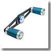 パーツ:デトネーターS シマノ用 キャラメルブロックライト 80mm BL(ブルー)