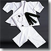 伝統空手衣6号 6号 純白