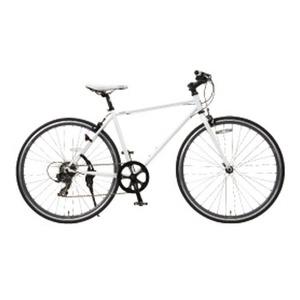 OSSO(オッソ) 7007CX460 700C クロモリクロスバイク外7ギア 700C ホワイト