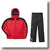 RAINTEX PLASMA Men's L TR(TNFレッド)